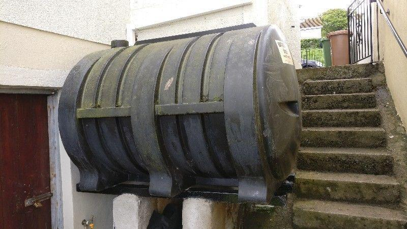 Large oil tank for sale €50