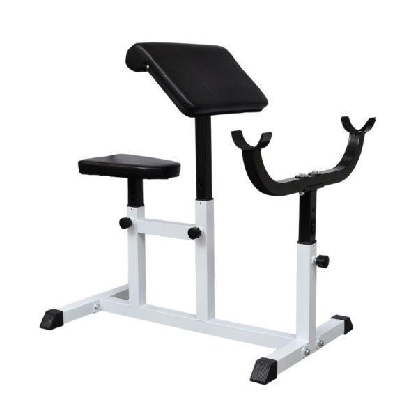 Weight Curl Bench(SKU90362)