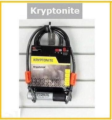 kryptonite bicycle lock