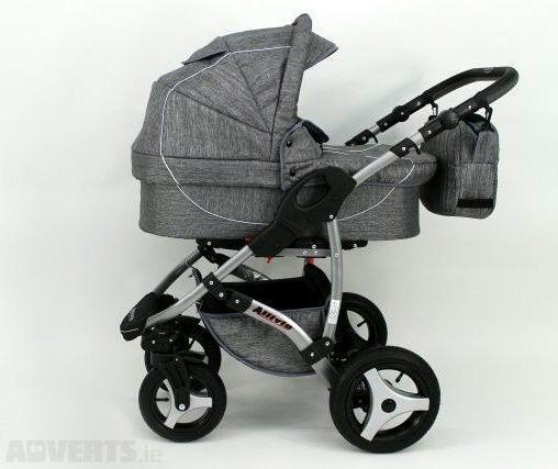 Travel system 3 in 1 car seat and isofix base