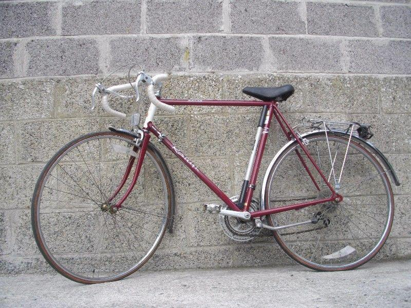 Classic Vintage Men's Raleigh Bicycles For Sale