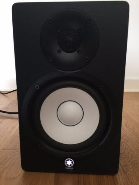 Yamaha HS50M powered Studio Monitor 5 inch