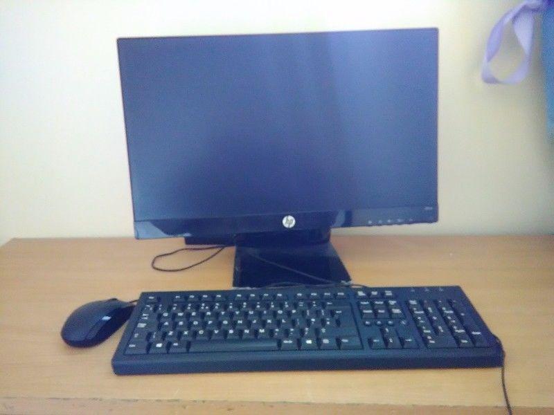 Desktop computer hp