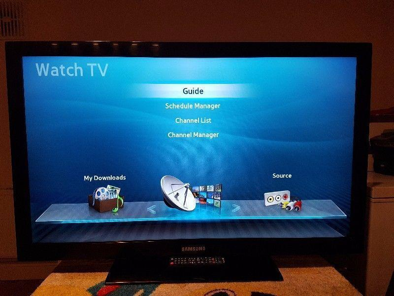 Samsung 40'' LED 1080p Usb & Built-in Soarview