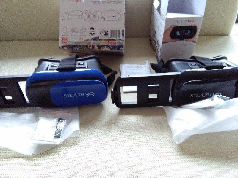 Virtual Reality Headset x2-NEW