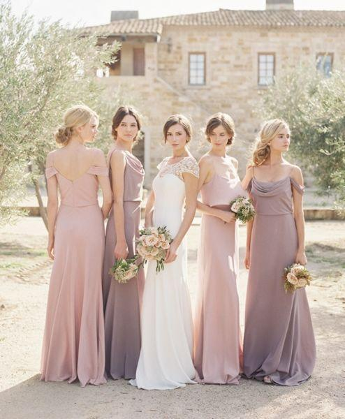 Jenny Yoo Bridesmaid Dresses x 3