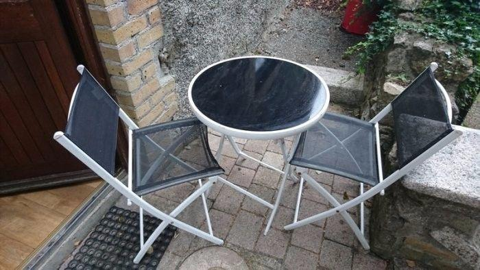 Patio Table & 2no. Chairs
