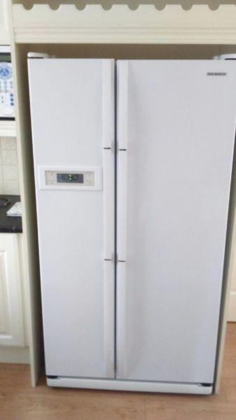Samsung American double fridge freezer