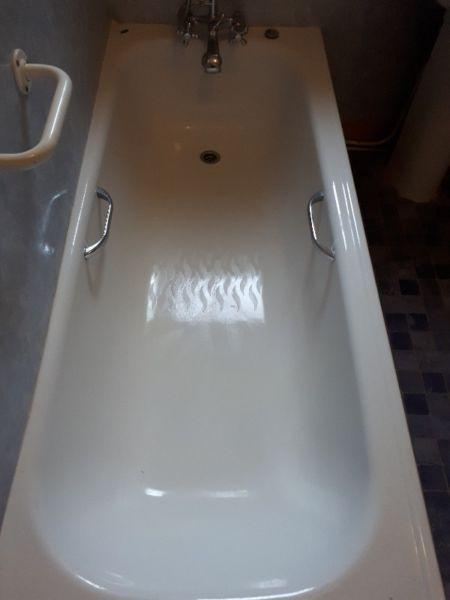 Low bath