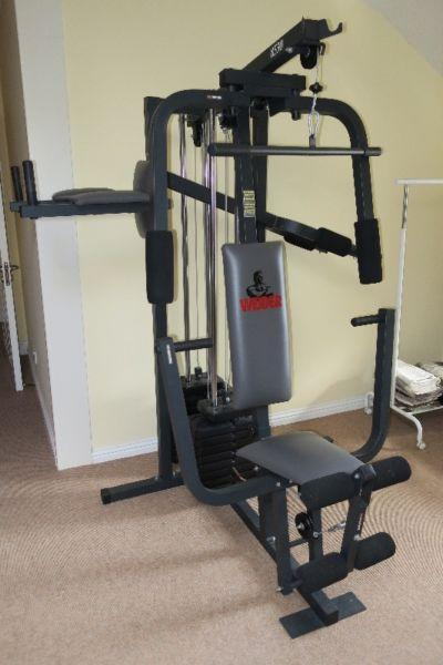 Weider 8530 Home Gym Unit