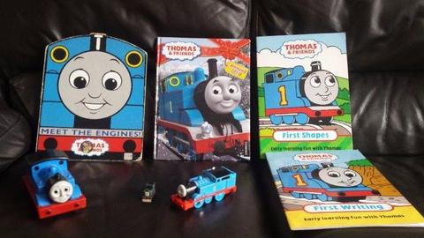 Thomas the Tank Engine Books, Play sets and Trains