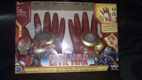 Iron Man Electronic Gloves