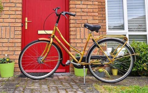 Secondhand Bike