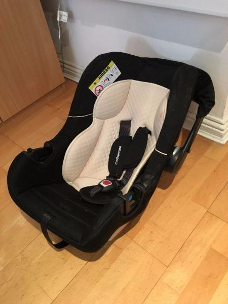 Mothercare Ziba Infant Carrier - Great Condition