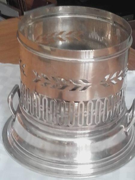 Antique Plate Warmer