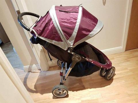 City Mini Baby Jogger Buggy