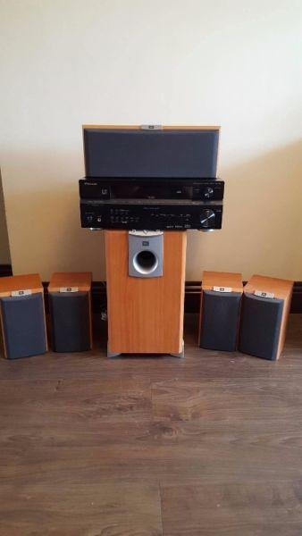 Home Cinema Audio Set *Negotiable Price*