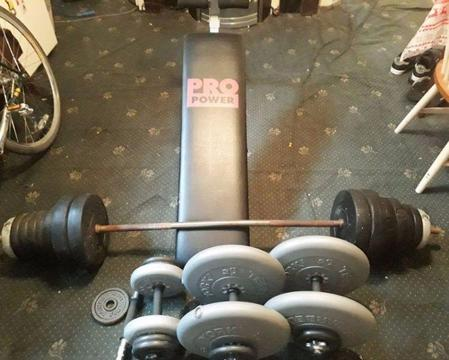 Strenght Training Equipment - Everything Must Go