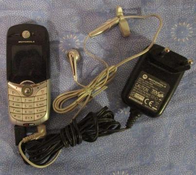 Mobile phone Motorola