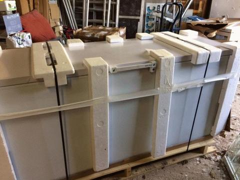 Chest Freezer - 6ft ,580ltrs - As New-Commercial Chest Freezer ,1 monthUSED Chest Freezer-GM600