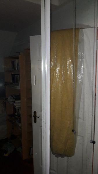 2 Slide robe doors great condition