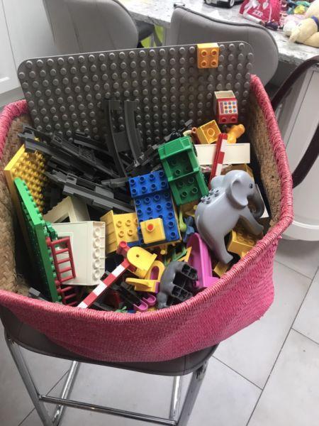 Huge box of lego