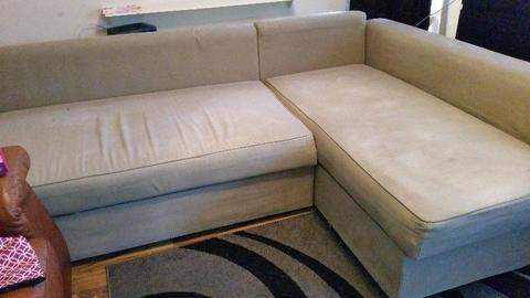Sofa bed free to collect
