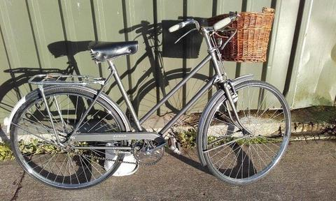 Raleigh ladies bicycle good condition