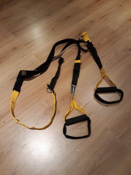 Bodyweight Suspension Training Straps TRX fitness