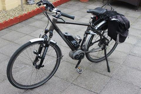 Electric Bike { Raleigh }