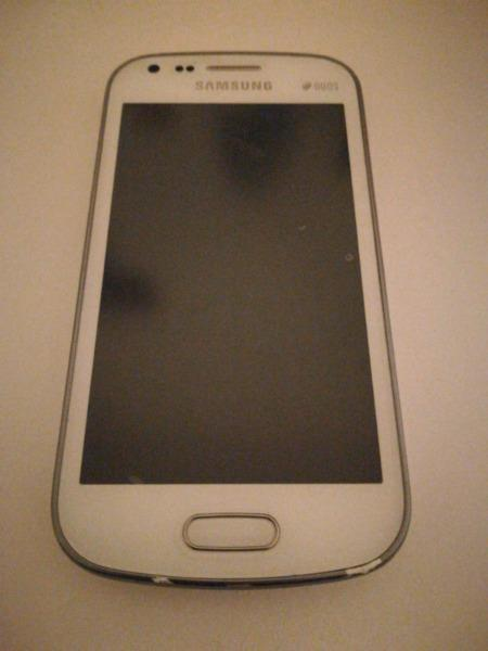 Samsung Galaxy S duos 2 white