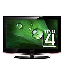 Clean Samsung 32'' LCD TV Built-In Saorview Usb