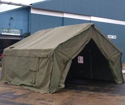 Full Spec Army Tent for Sale - €1200