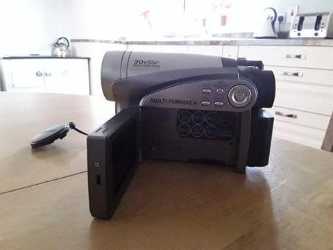 Digital camera and camcorder
