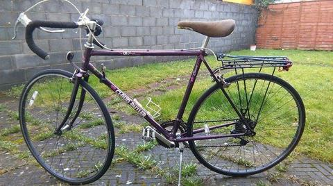 Claud Butler Classic 1970s CB Tourer Bicycle