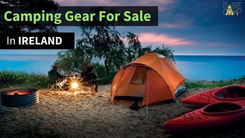Camping Gear For Sale Online - Basecamp
