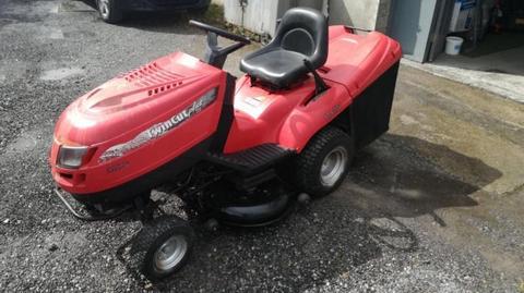 Castelgarden hydro 17.5/102 tractor Lawnmower