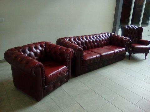 Chesterfield Suite