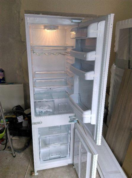Fridge Freezer - Integrated - New Unused