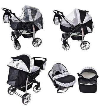 baby sportive pram travel system