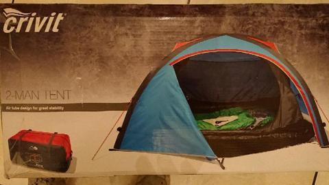 Crivit - 2 Man Tent
