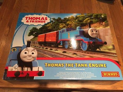 Thomas and Friends Hornsby Train set