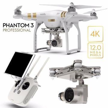 DJI PHANTOM 3 PROFESSIONAL 4K DRONE FOR SALE - €550