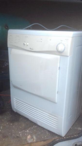 Condense dryer